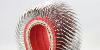 刷毛针布在实际生产中具有良好的效果